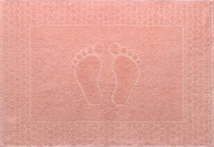 "Полотенце махровое ""Ножки"" (кремовое) 48х70"