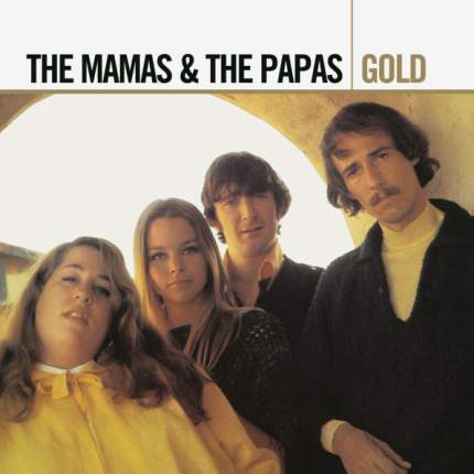 Аудио диск The Mamas & The Papas Gold (RU)(2CD)