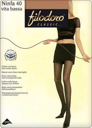 Колготки Filodoro Classic NINFA 40 VITA BASSA/Cognac/3 (M)