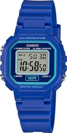 Наручные часы электронные женские Casio Collection LA-20WH-2A
