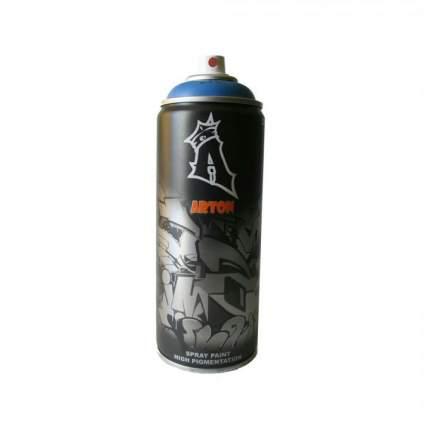 Аэрозольная краска Arton City Night 400 мл