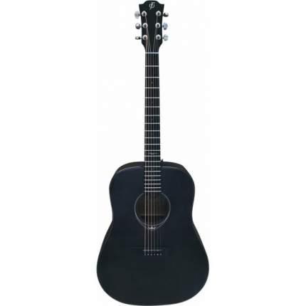 Акустическая гитара FLIGHT D-435 BK