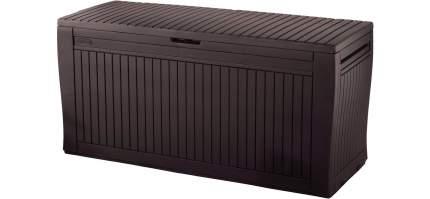 Ящик для хранения COMFY 270л коричневый