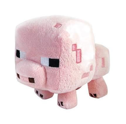 Мягкая игрушка Jazwares Minecraft Baby Pig 16526