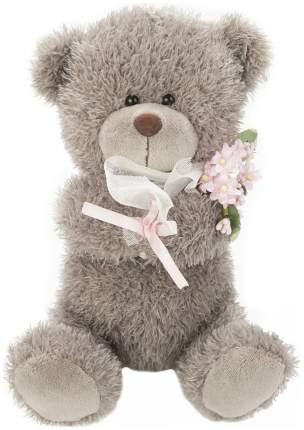 Мягкая игрушка Fluffy Family Мишка с букетом 681559