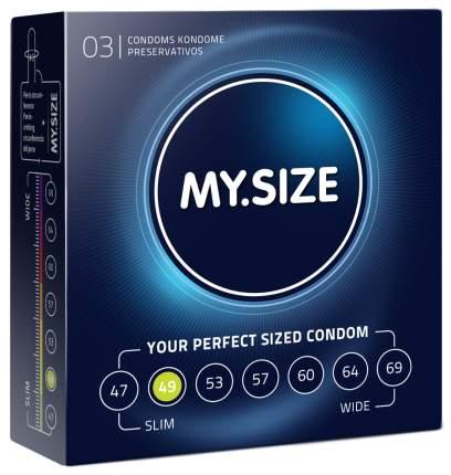 Презервативы My.Size р. 49 3 шт.