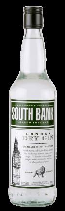 Джин South Bank London Dry Gin