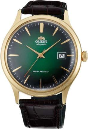 Наручные часы механические мужские Orient AC08002F