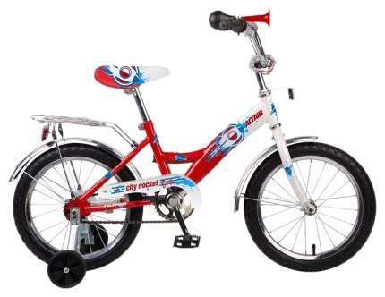 Велосипед Altair City Boy 16 (2017) RBKT75NG1002 Белый/Красный