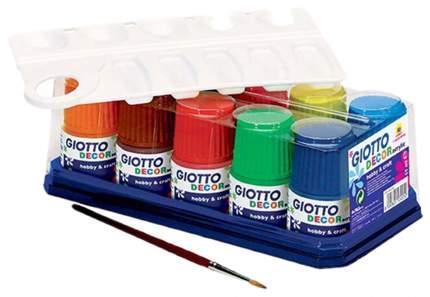 Акриловые краски Giotto Decor Acrylic 10 цветов