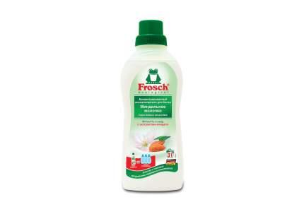 Ополаскиватель для белья Frosch миндальное молочко 0.75 л