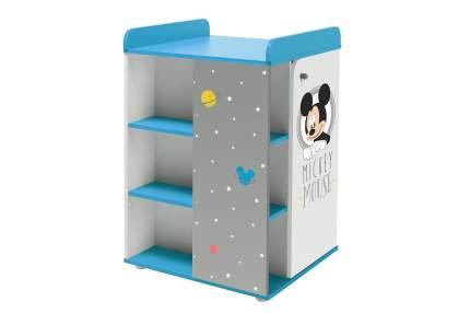 """Пеленальный комод Polini Disney baby 2090 """"Микки Маус"""" с дверью, белый-серый"""