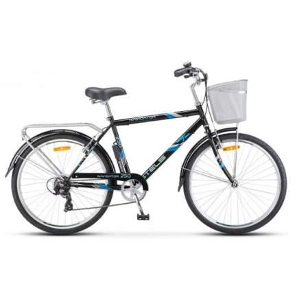 """Велосипед Stels Navigator 26 250 Gent Z010 2018 19"""" серый"""