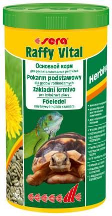 Сухой корм для рептилий Sera Raffy Vital, палочки, 1 л