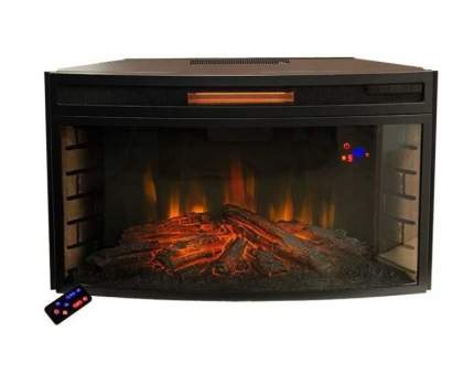 Электрокамин RealFlame Firespace 33W S IR, черный