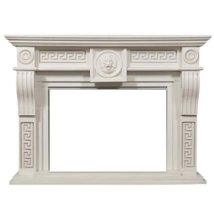 Деревянный портал для камина Electrolux Vittoriano 26/30 Белый