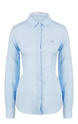 Блуза женская Lacoste синяя 48