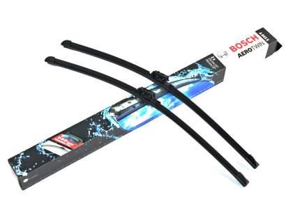 Комплект стеклоочистителей aerotwin 550/550 мм BOSCH арт. 3397009843