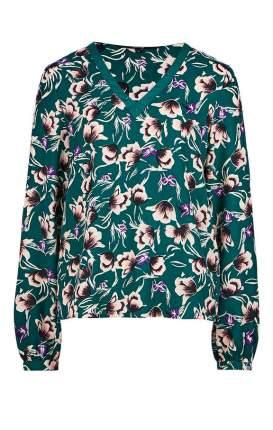Блуза женская Vero Moda зеленая 42