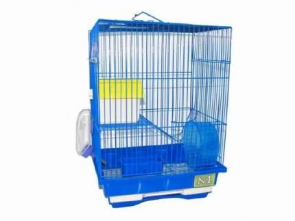 Клетка для хомяка №1, 3-этажная, укомплектованная, 30 х 23 х 41 см