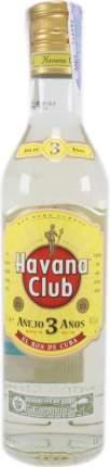 Ром Havana Club Anejo 3 Anos 0.5 л