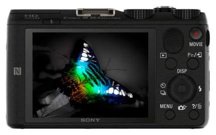 Фотоаппарат цифровой компактный Sony CyberShot HX60 Black