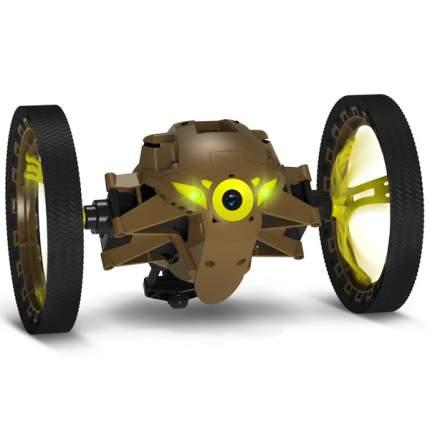 Радиоуправляемый дрон Parrot Робот Jumping Sumo Khaki/Brown