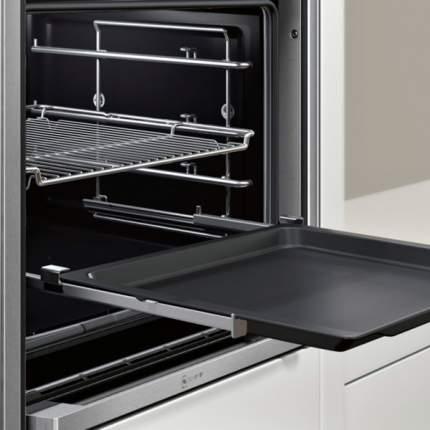 Встраиваемый электрический духовой шкаф Neff B56CT64N0 Silver