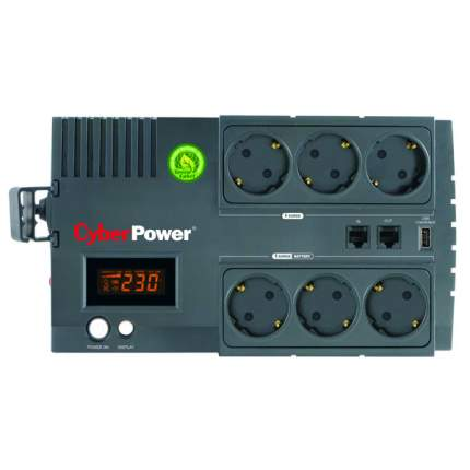 Однофазный стабилизатор CyberPower BR850ELCD