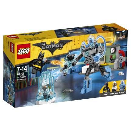 Конструктор LEGO Batman Movie Ледяная aтака Мистера Фриза (70901)