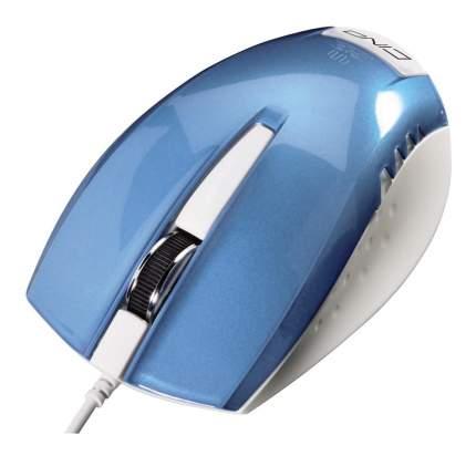 Мышь Hama H-53867 голубой оптическая (800dpi) USB