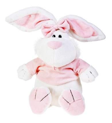 Мягкая игрушка Gulliver Кролик белый сидячий, 40 см