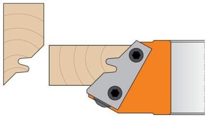Комплект 2 ножей HM 33x42x2 45гр. для 694.011 695.011.01