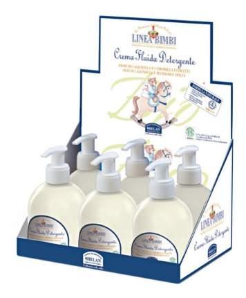 Детское очищающее молочко для лица и тела (linea bimbi) - 200 мл