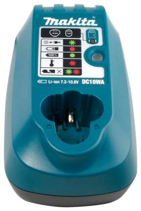 Зарядное устройство для аккумулятора электроинструмента Makita DC10WA