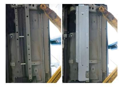 Защита топливных трубок RIVAL для Mitsubishi (333.4039.1)