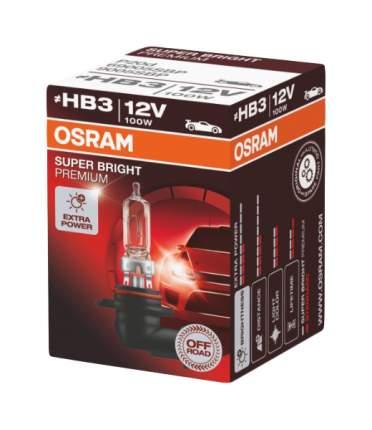 Лампа галогенная OSRAM 100W P22d 69005SBP