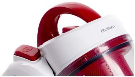 Пылесос Rolsen  C-1540TF White/Red