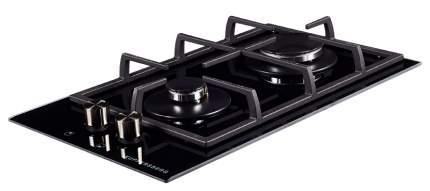 Встраиваемая варочная панель газовая KUPPERSBERG FQ3TG S Black