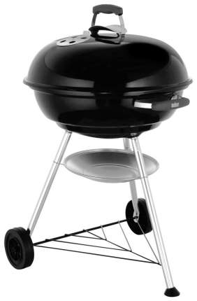 Гриль угольный Weber Compact Kettle 57см черный (1321004)