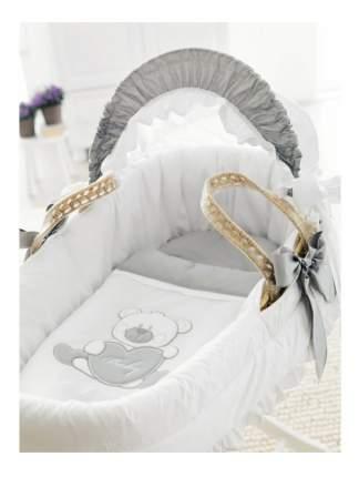 Плетеная люлька Pali Baby Baby белый
