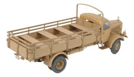 Модель для сборки Zvezda Немецкий грузовик L4500A