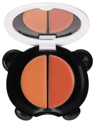 Румяна Tony Moly Panda's Dream Dual Lip & Cheek 01 Bubble Red