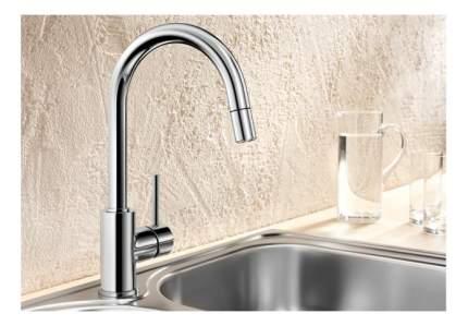 Смеситель для кухонной мойки Blanco MIDA-S 521454 хром