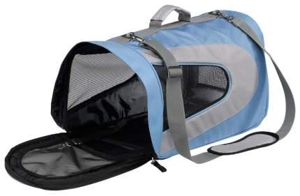 Сумка-переноска Ferplast BEAUTY 30x48x30см синий, серый