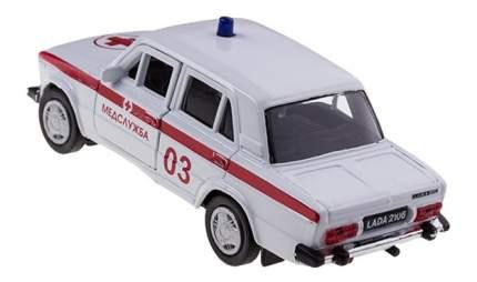 Коллекционная модель Autotime Lada 2106 Скорая помощь 1:36