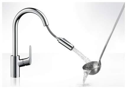 Смеситель для кухонной мойки Hansgrohe Focus 31815800 хром