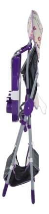 Стульчик для кормления Тополь Selby 252 Яркий луг фиолетовый