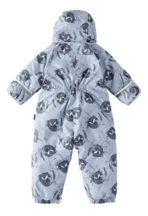 Комбинезон детский Lassie Winter Overall серый с лисицей р.62