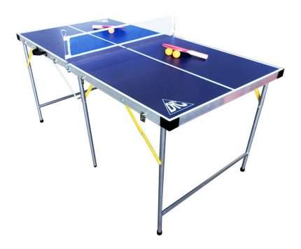 Теннисный стол DFC DS-AT-009 синий, с сеткой